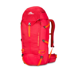 High Sierra Karadon 45 L S-M in the color Carmine.