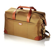 Hartmann Ratio Classic Deluxe Weekend Duffel in the color Safari.