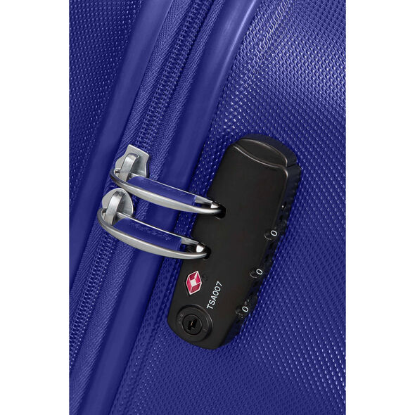 American Tourister Wavebreaker 2 PC Set in the color Nautical Blue.