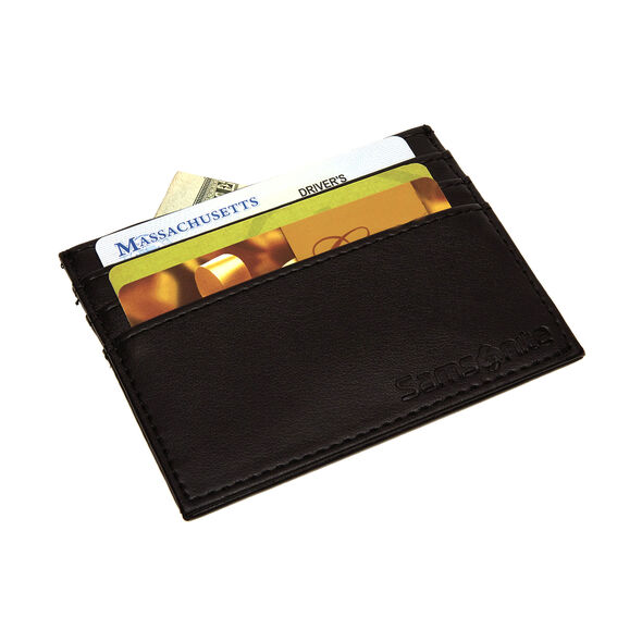 RFID Card Holder in the color Black.