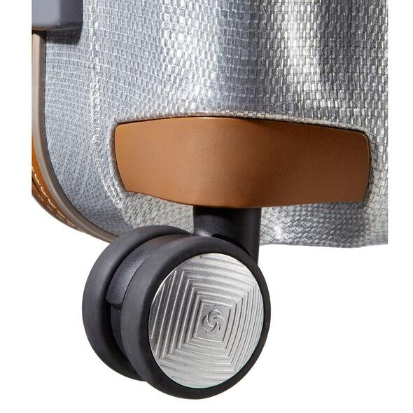 """Samsonite Black Label Lite-Cube DLX 31"""" Spinner in the color Aluminum."""