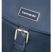 Samsonite Karissa Backpack 1 Pocket in the color Midnight Blue.