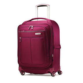 """Samsonite MIGHTlight 21"""" Spinner in the color Berry."""