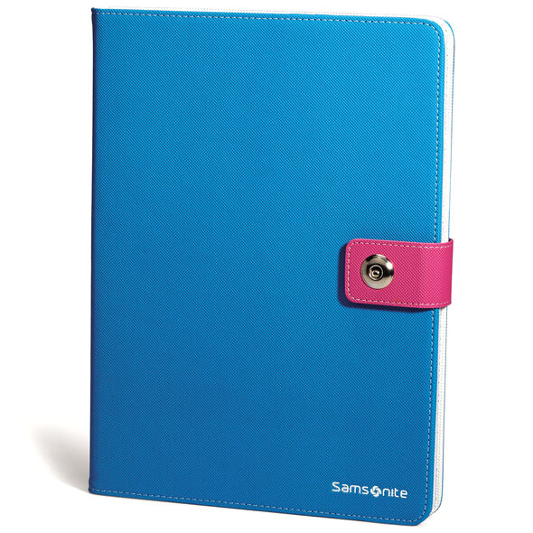 Samsonite iPad Vineyard Ipad Air Tablet Case in the color Light Blue.