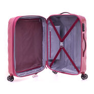 "Samsonite Tri-Go 25"" Spinner in the color Red Bean."