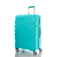 "Z-Lite DLX 24"" Spinner in the color Pastel Turquoise."
