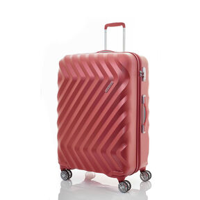 "Z-Lite DLX 24"" Spinner in the color Autumn Red."