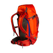 Targhee 45 in the color Radiant Orange.