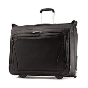 Samsonite Aspire GR8 Wheeled Garment Bag in the color Black.