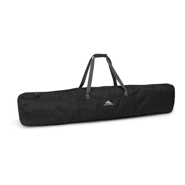 High Sierra Snowboard Bag in the color Black/Mercury.