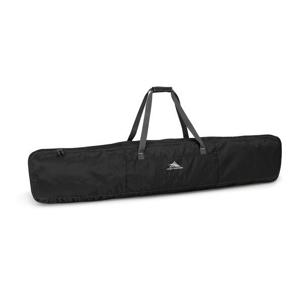 High Sierra Snowboard Bag in the color Black/Mercury.