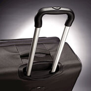 "Samsonite Hypertech Lite 30"" Spinner in the color Pewter."