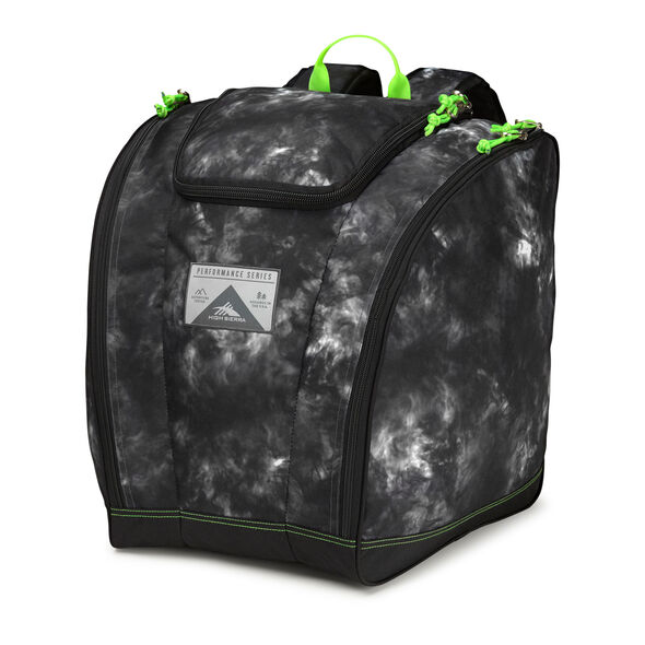High Sierra Trapezoid Boot Bag in the color Atmosphere.