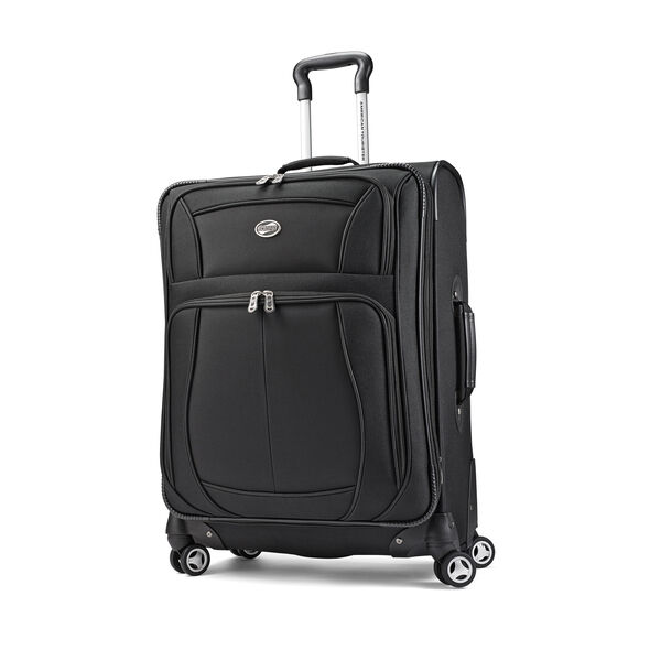 "American Tourister Bedford 25"" Spinner in the color Black."