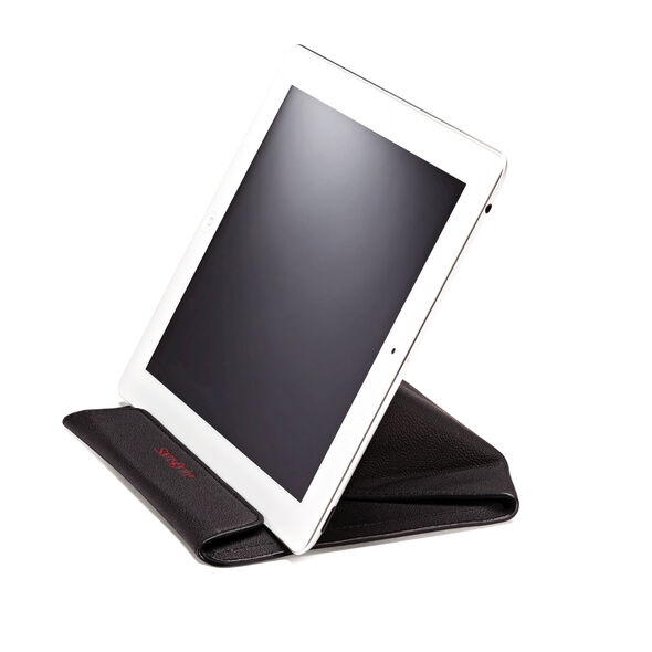 Samsonite iPad Foldable Ipad Sleeve/Stand in the color Black.