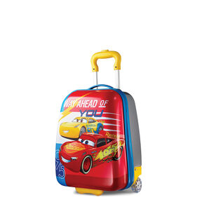 """American Tourister Disney 18"""" Hardside Upright in the color Cars."""