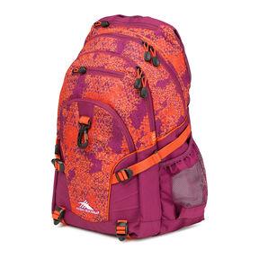 High Sierra Loop Backpack in the color Moroccan Tile.