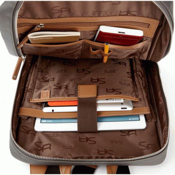 Samsonite Red Brillo Backpack in the color Khaki.