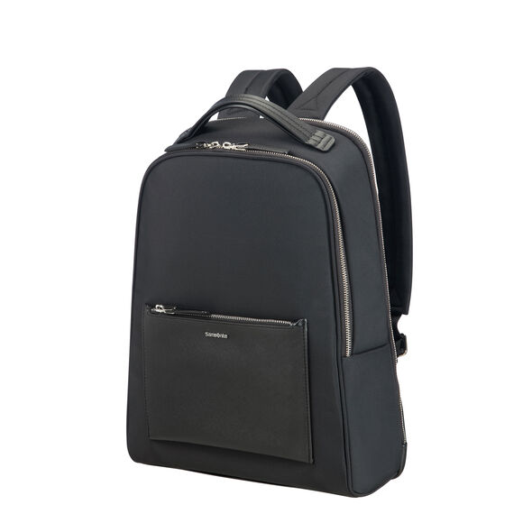 "Samsonite Zalia Backpack 14.1"" in the color Black."