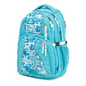 High Sierra Swerve Backpack in the color Teal Shibori.