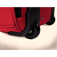"American Tourister Bedford 29"" Spinner in the color Ruby Red."