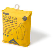 High Sierra Adult EVA Poncho in the color Yellow.
