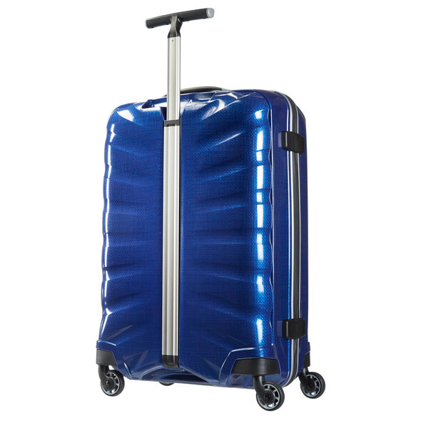 "Samsonite Black Label Firelite 30"" Spinner in the color Deep Blue."