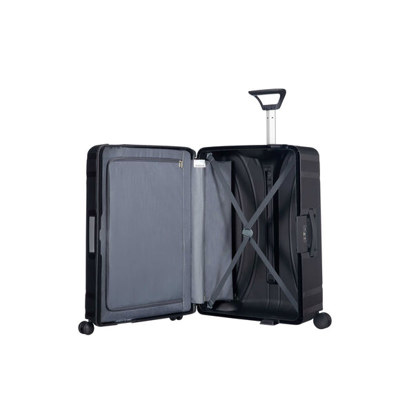 """American Tourister Lock-N-Roll 28"""" Spinner in the color Jet Black."""
