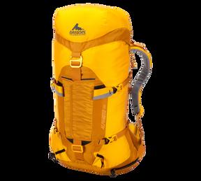 Alpinisto 35 in the color Alpine Gold.