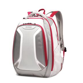 Samsonite Viz Air Laptop Backpack in the color Silver.
