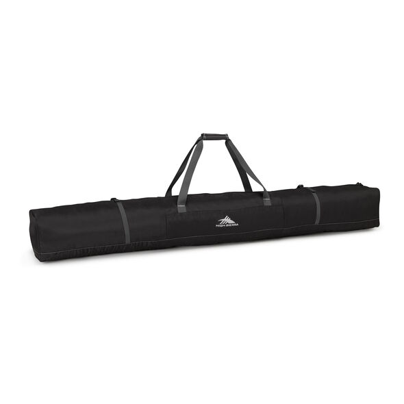 High Sierra Medium Ski Bag in the color Black/Mercury.