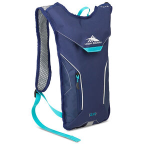 High Sierra Classic 2 Series Wave 70W Hydration Pack in the color True Navy/Tropic Teal.