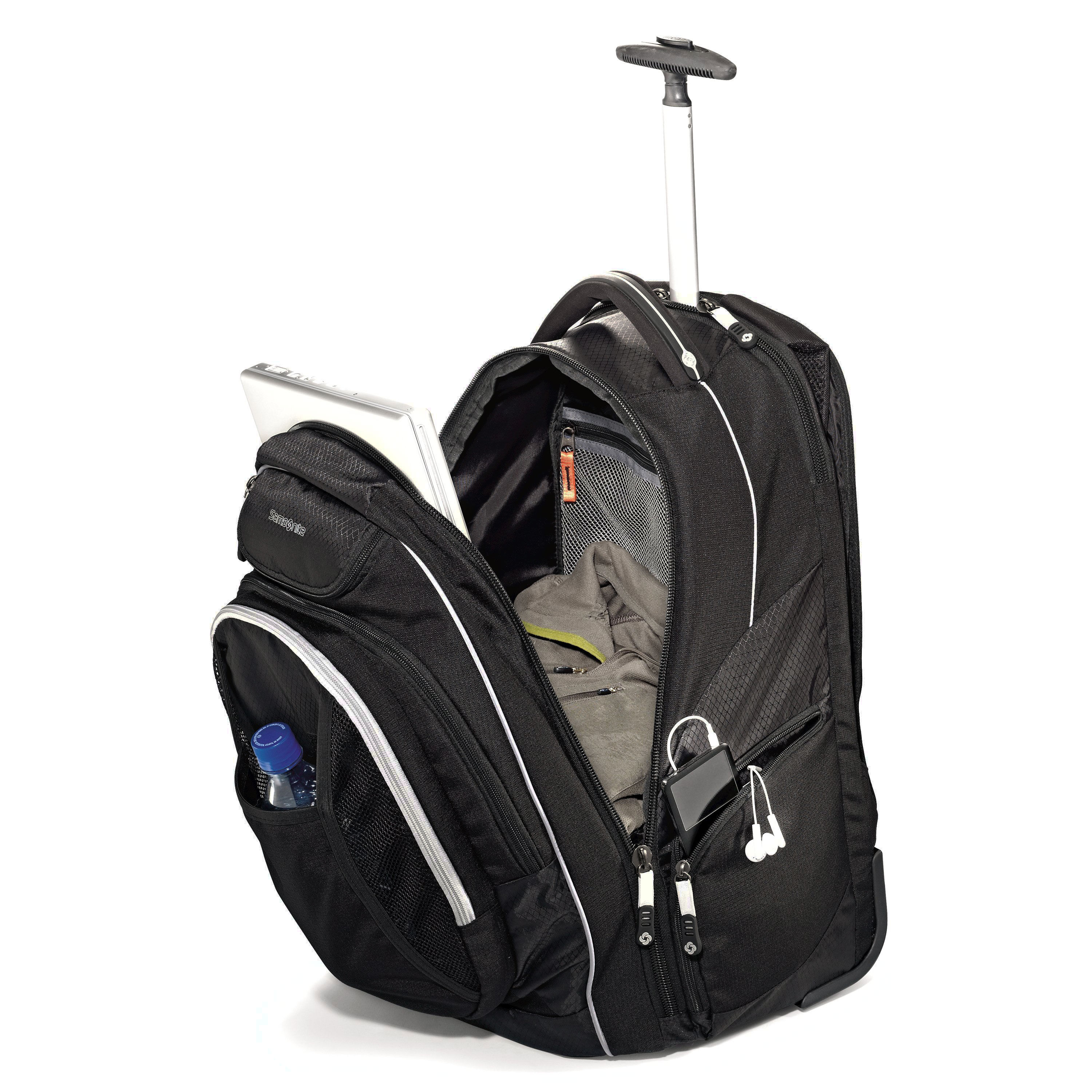 Travel Backpack With Wheels xWAhyznr