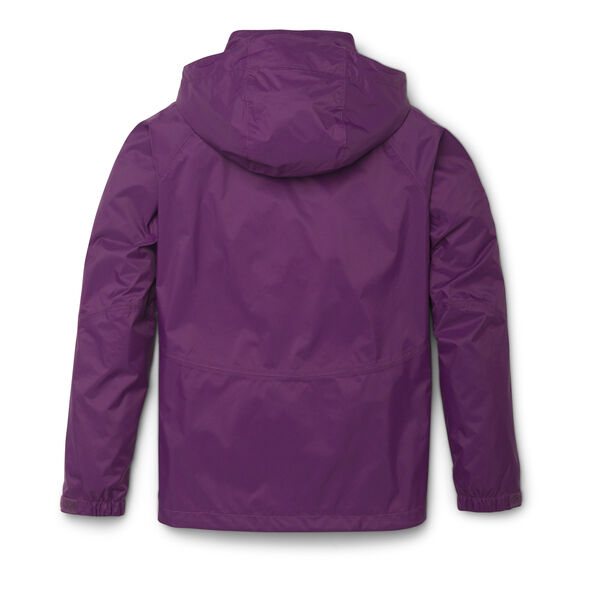 High Sierra Emerson Women's Jacket in the color Eggplant.