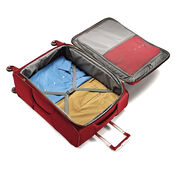 """Samsonite Lift2 29"""" Spinner in the color Red."""