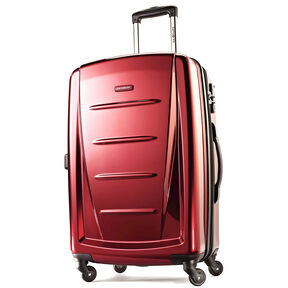 "Samsonite Reflex 2 28"" Expandable Spinner in the color Burgundy - Exclusive."