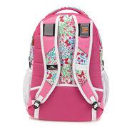 High Sierra Swerve Backpack in the color Summer Flight/Pink Lemonade.