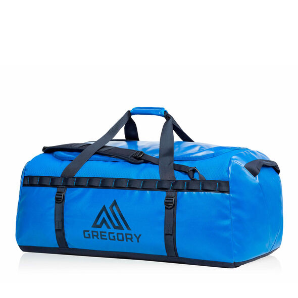 Alpaca 90 Duffel in the color Marine Blue.