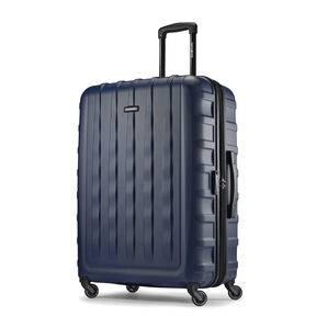 Samsonite Ziplite 2.0 Spinner Large in the color Indigo Blue.