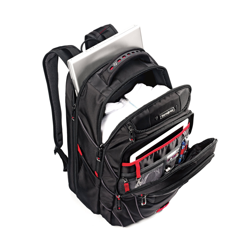 Samsonite Tectonic 17 Quot Perfect Fit Laptop Backpack