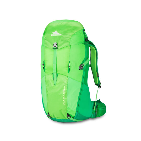 High Sierra Karadon 30 L M-L in the color Lime/ Kelly Green.