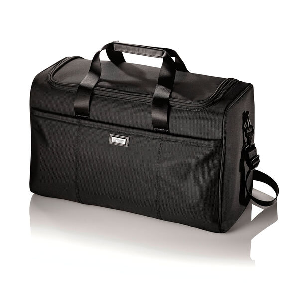 Hartmann Ratio Travel Duffel in the color True Black.