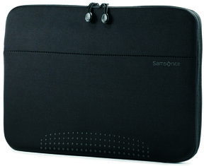 Samsonite Aramon NXT 15.6 Laptop Sleeve in the color Aramon Black.