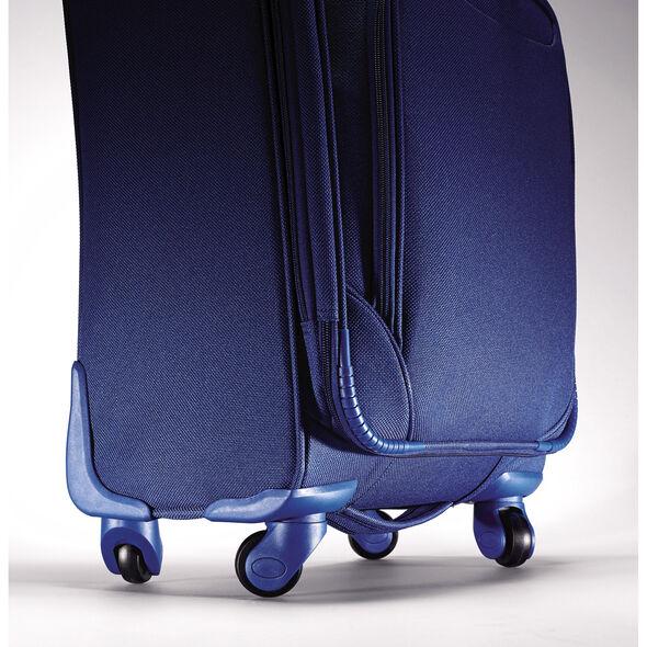 Samsonite 2 Piece Spinner Set in the color Royal Blue.