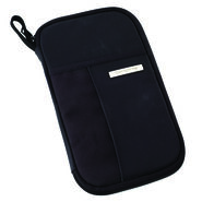 Samsonite CAN Accessories Zip Close Travel Wallet in the color Navy.