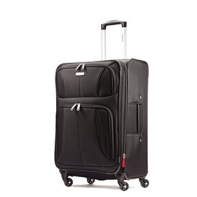 "Samsonite Aspire XLite 25"" Spinner in the color Black."
