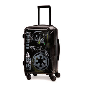 "American Tourister Star Wars Rogue One 20"" Spinner in the color Empire."
