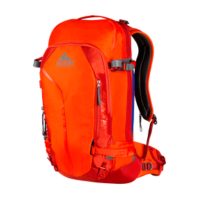 Targhee 32 in the color Radiant Orange.
