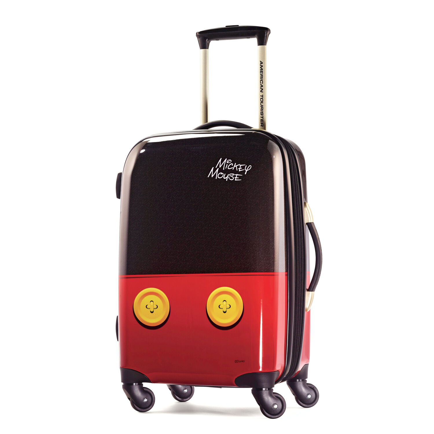 V Mouse Guide American Tourister Dis...