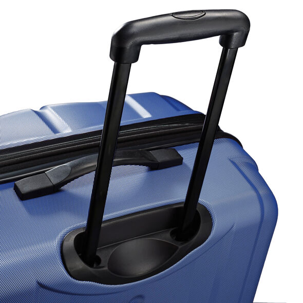 "Samsonite Fiero 20"" Spinner in the color Blue."